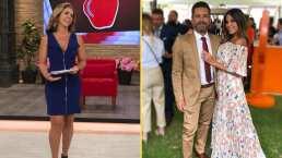 Rocío Sánchez Azuara desmiente haber tenido una relación con la actual pareja de Vielka Valenzuela
