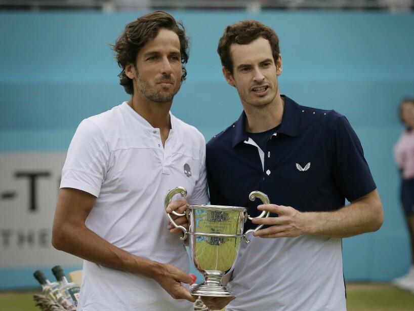 Britain Tennis Queens Club