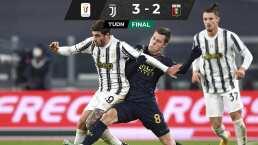 Sufre la Juventus de Cristiano para pasar en la Coppa