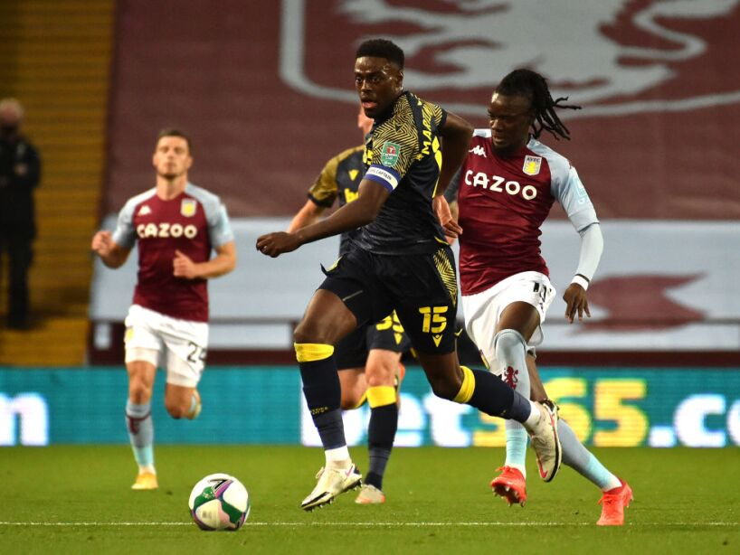 Aston Villa v Stoke City - Carabao Cup Fourth Round