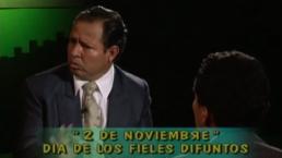 XHDRBZ: Sammy y Miguel Luis en Mixquic