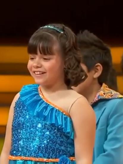 Hace casi diez años se estrenó la primera temporada de Pequeños Gigantes, donde participó Karla Rodríguez como una de las bailarinas del escuadrón de 'Las Megaestrellas'. Mira cómo luce ahora la joven a sus 19 años.
