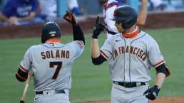 Festival del home run en la victoria de Giants 4-5 ante Dodgers