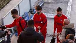 Atlético de Madrid vs. Athletic de Bilbao es suspendido