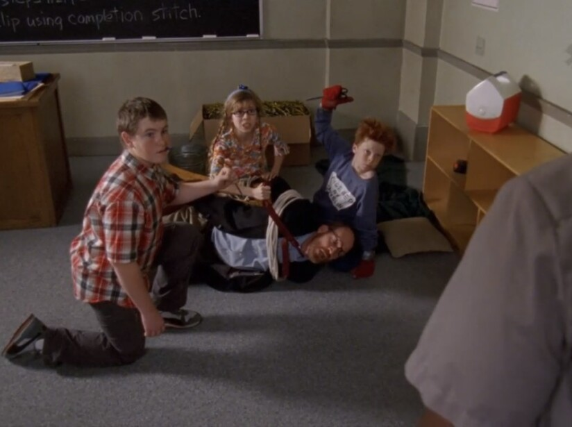 Chad en Malcolm in the Middle