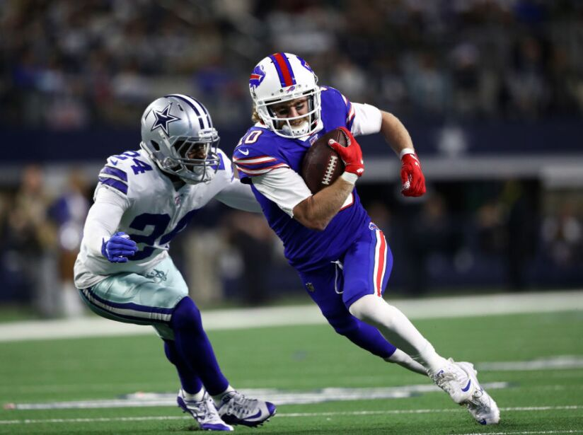 Buffalo Bills v Dallas Cowboys