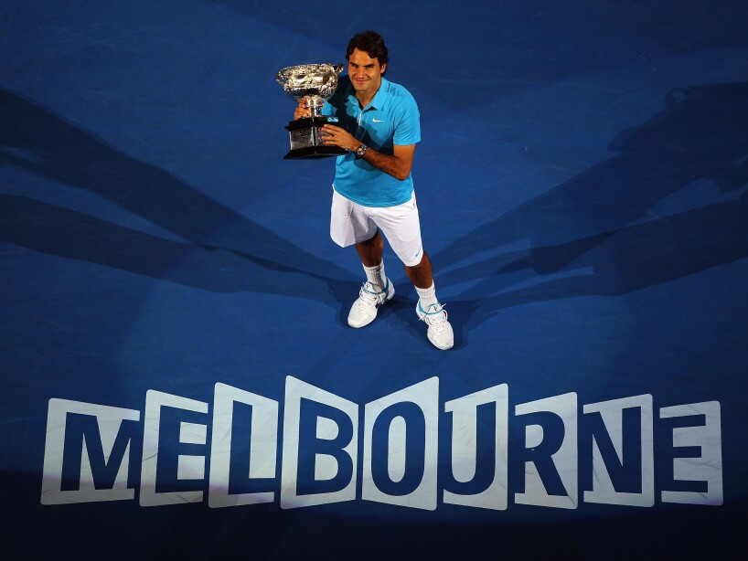 2010 Australian Open - Day 14