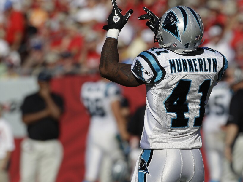 Captain Munnerlyn