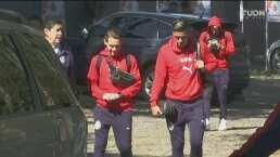 Chivas ya tendría a su alineación para su primer amistoso del 2020