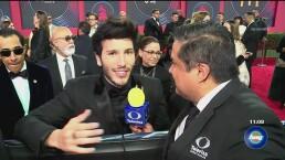Alfombra roja de los Latin Grammy