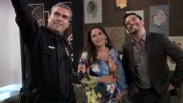 AVANCE EXCLUSIVO: ¡Vale y Lucas con la policía!