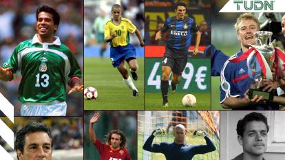 Estas figuras quedarán eternizadas por su trayectoria y hazañas inolvidables en el futbol.