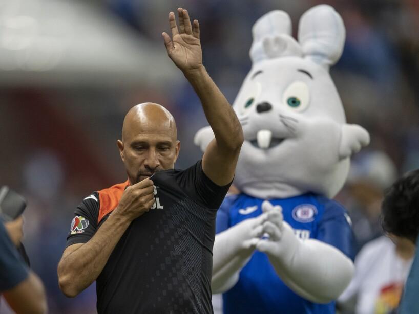 Homenaje al 'Conejo' Pérez