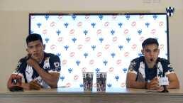 Rodríguez habla del Tri y naturalizados; Gallardo intercambiaría playera con Tigres