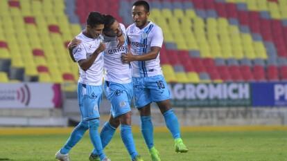 Cancún FC consigue llevarse los tres puntos en su visita al Atlético Morelia con un resultado de 2-3 a favor.