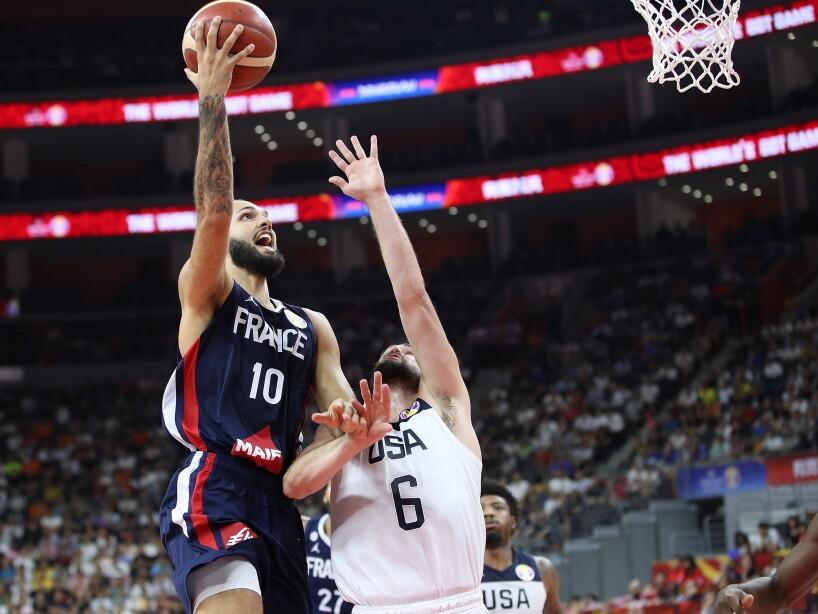 USA v France: Quarter Final - FIBA World Cup 2019