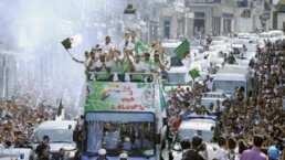 El día que Argelia causó euforia aunque no llegó al 'quinto partido'