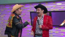 Del 'pisotón' al 'machucón', El Chato Ontiveros se midió en la cantada con Pequeños Musical