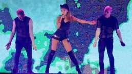 ¿Será que Ariana Grande baila 'El sapito'?