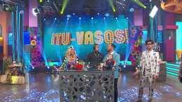 Los Tu-vasos, El ensayo: Mauricio Garza defiende a los famosos y ¿'Venga la alegría' le copia a 'Cuéntamelo ya!'?