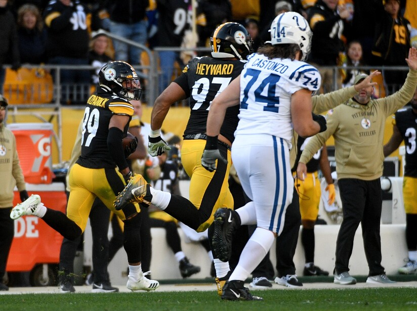 Indianapolis Colts v Pittsburgh Steelers