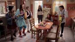 Así fue como 'Una familia de diez' sacó de su depresión a Martina y La Nena pudo volver a pelear con ella