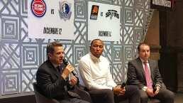 Por primera vez cuatro equipos de NBA vienen a México