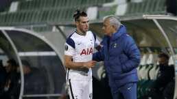 ¡Tómala Gareth Bale! Mourinho es firme con el galés