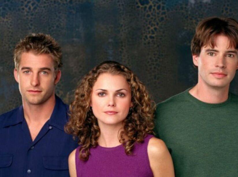 Keri Russell triunfó con Felicity, serie de televisión estadounidense creada por J.J. Abrams y Matt Reeves.