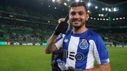 Mira la asistencia del 'Tecatito' en el triunfo del Porto