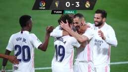 Real Madrid mantiene 'ardiente' la lucha del liderato en España