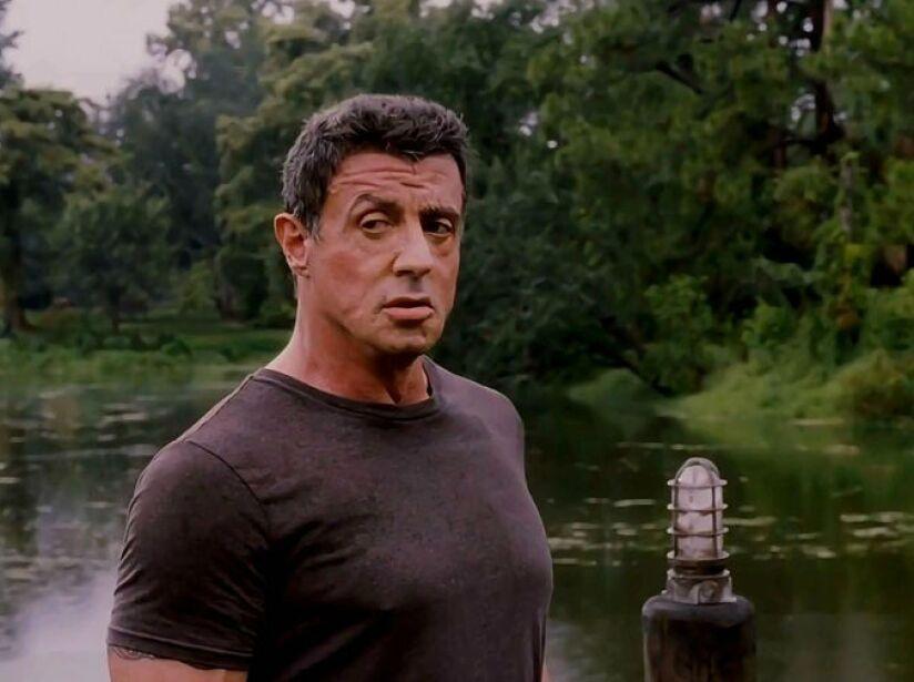 Sylvester Stallone, nacido en Nueva York, el 6 de julio de 1946, es el héroe por excelencia: Rambo, Rocky, Cobra y The Expendables, sus mejores cartas.
