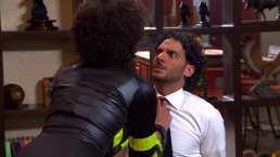 ¡Patricia encuentra a Rogelio intimando con Jessica!