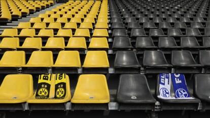 """¡Todo listo para que regrese el futbol! <br>- La reanudacion de la Bundesliga se daría con el juego entre Borussia Dortmund y Schalke 04, correspondiente a la Jornada 26 de la Temporada 2019-2020 de la Bundesliga.<br>- ¿Cómo será el regreso del futbol?<br>- """"No serán partidos normales. Seguirán marcados por la crisis del coronavirus. Sabemos que jugamos bajo observación y bajo ciertas condiciones"""", aseguró el director de la Liga Alemana de futbol, Christian Seifert.</br></br></br>"""