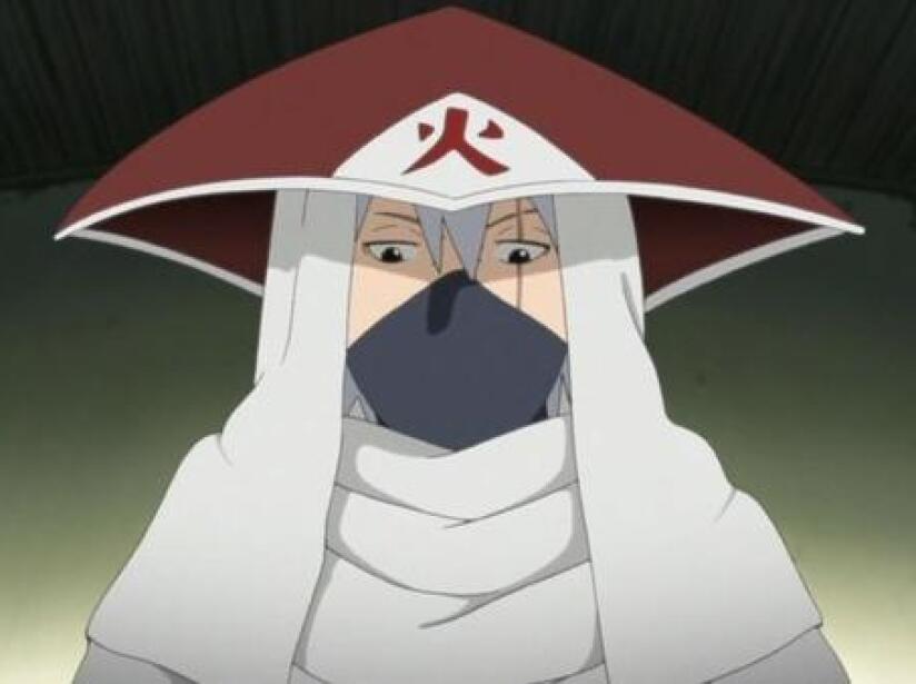 Kakashi Hatake Sensei
