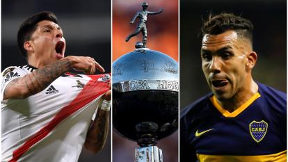 Boca Juniors y River Plate se volverán a ver las caras en Copa Libertadores, ahora en la fase de Semifinales.