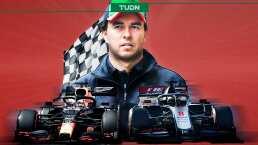 ¿Cuales son las opciones para que Sergio Pérez siga en la F1?