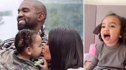 Chicago, hija de Kim Kardashian y Kanye West, se estrena como cantante