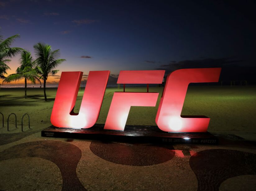 UFC 237 Arrives in Rio
