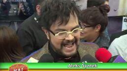 ¡Aleks Syntek responde a la polémica!