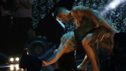Adrián y Montse, pasión y perfección en Bailando por un Sueño