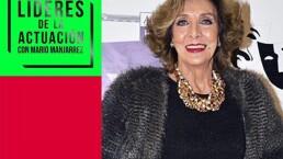 LÍDERES DE LA ACTUACIÓN: Lorena Velázquez, ¡su propio padre la despidió! Entérate