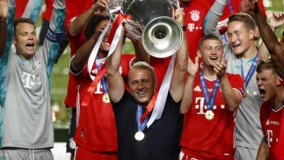 Hans-Dieter Flick es el Entrenador del Año por la UEFA | El dominio de los estrategas alemanes en la UEFA es impresionante.
