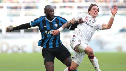 Internazionale 1-1 Cagliari