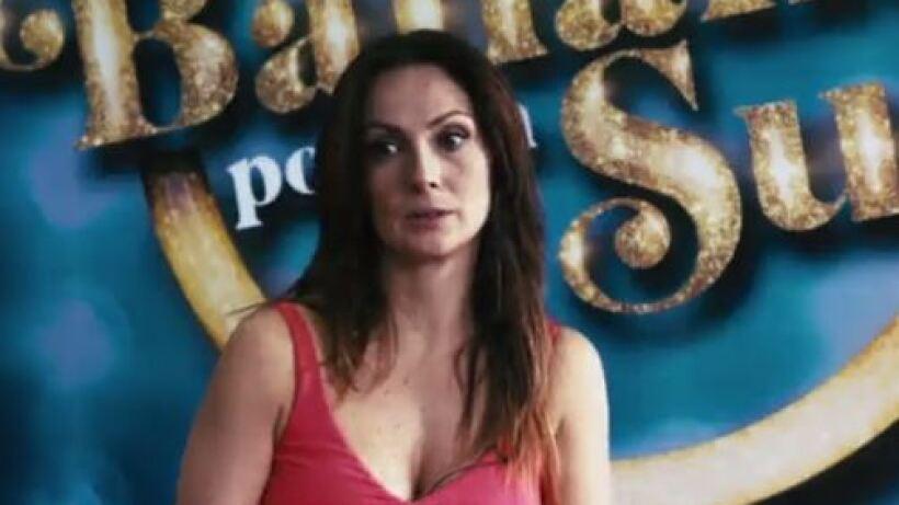 A Nora Salinas no la detiene el dolor para bailar