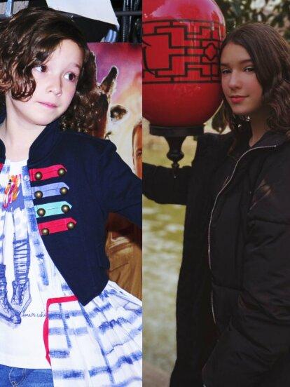 Mía Rubín Legarreta, quien cumplirá 15 años este 2020, es la hija mayor de Erik Rubín y Andrea Legarreta.