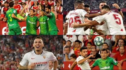 El Sevilla no ha tenido jornadas fáciles, con dos derrotas consecutivas está obligado a ganar este partido.