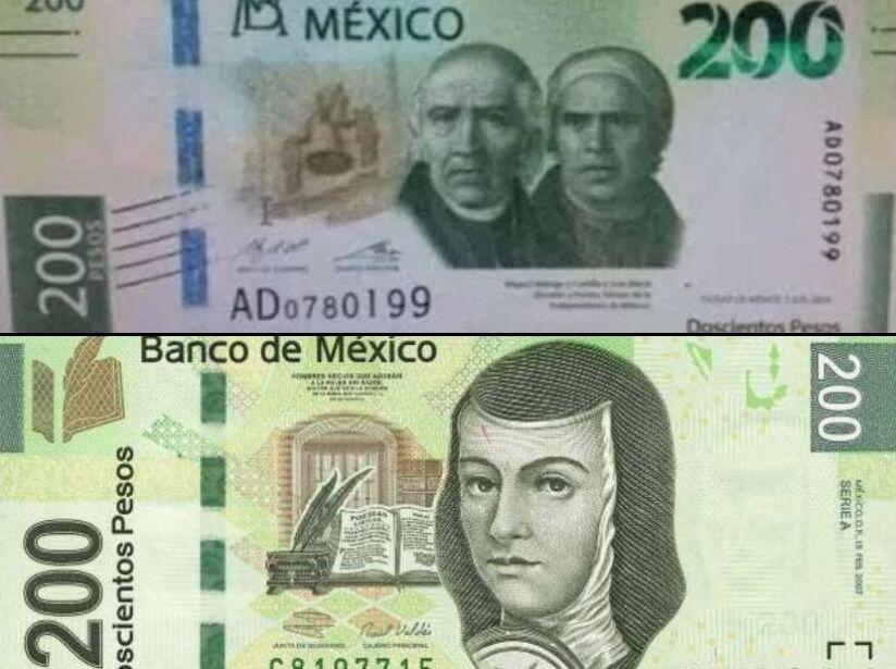Nuevo billete de 200 pesos memes