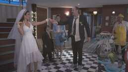 Así impidieron la boda de Rodrigo Murray y Paty Manterola en 'Renta congelada'