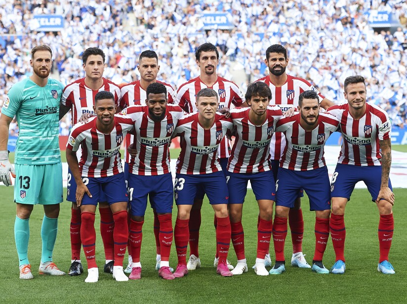 Real Sociedad v Club Atletico de Madrid - La Liga